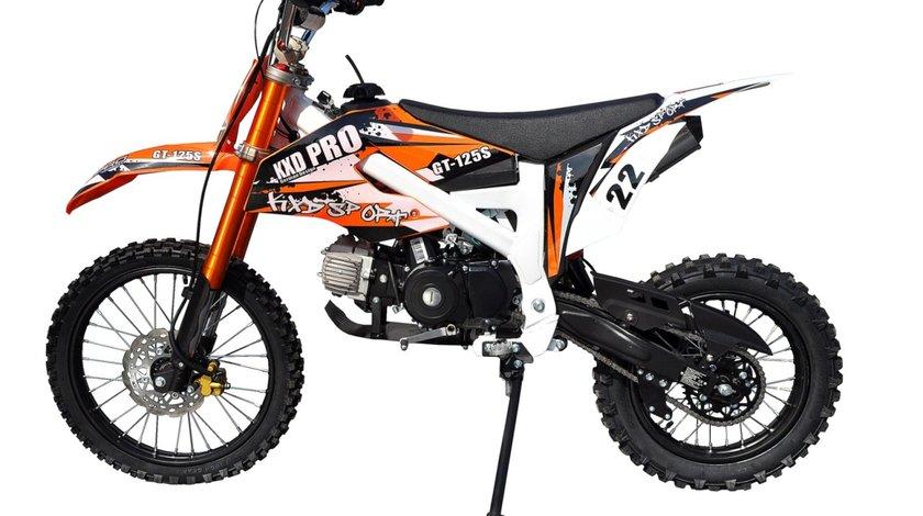 MOTOCROS Bemi 609 ENDURO 125cc Noi 2021
