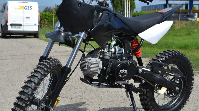 MotoCross 125cc KXD DB607 roti de 17/14 Import Germania