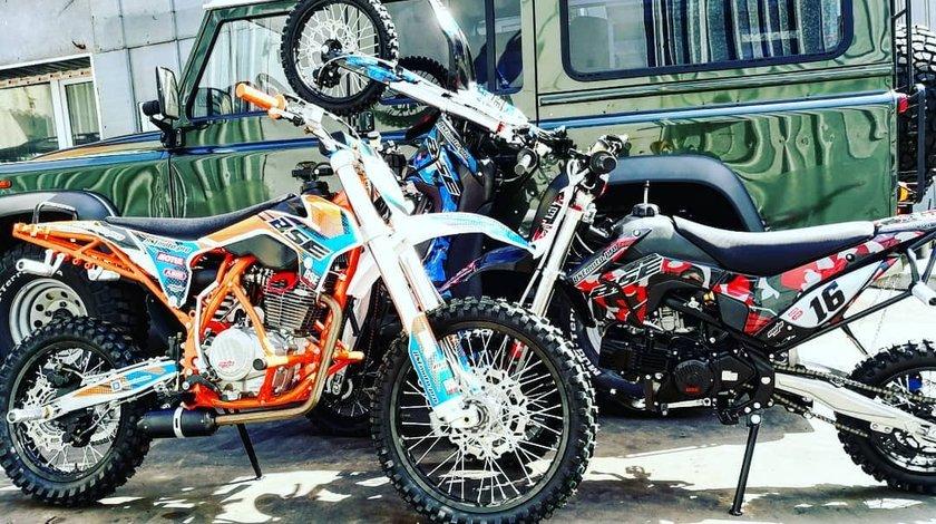MOTOCROSS BOSUER M250CC 21/19