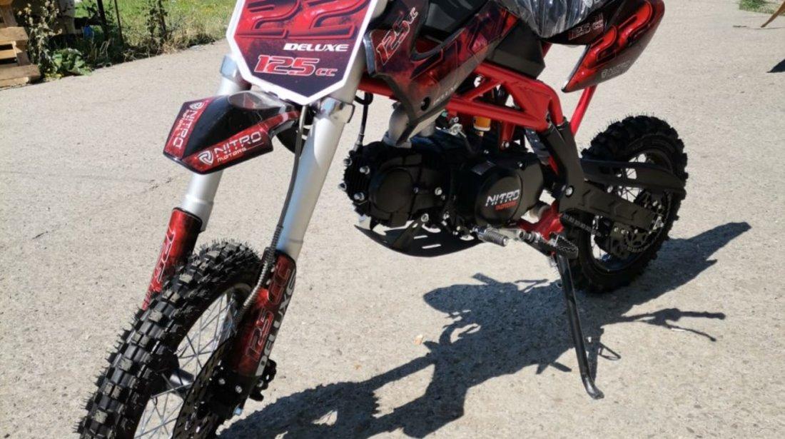 MotoCross DirtBike Sky Deluxe 125cc#Manual