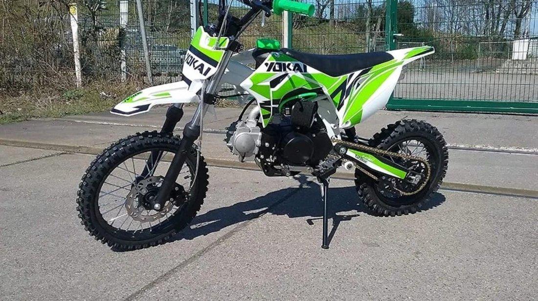 MotoCross DirtBike Yokay 125cc#Manual