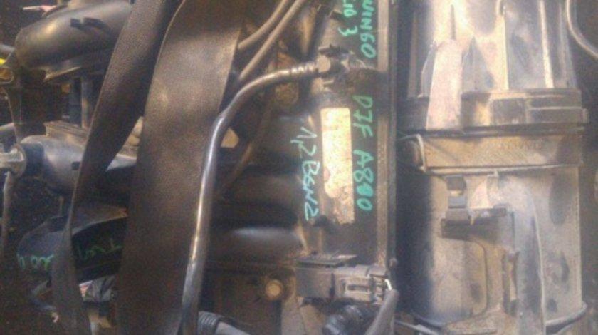 Motor 1.2 benz d7f a800 d7f800 16 v 43kw renault twingo clio 3