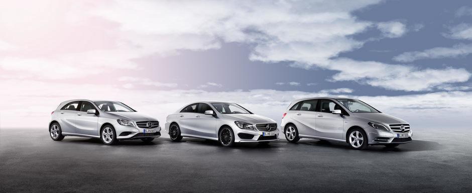 Motor 1.5 dCi, de 90 cai putere, pentru noile Mercedes A si B-Class