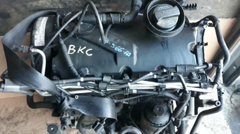 Motor 1.9 tdi bkc vw golf 5 touran passat b7 audi a3 8p skoda octavia 2 seat altea 5p leon toledo 2003-2010