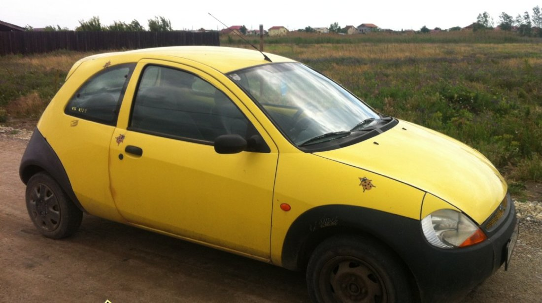 Motor 1300 benzina si cutie 5 trepte ford ka an 97 99