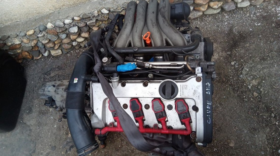Motor 2.0 Benzina ALT Audi A4 B6