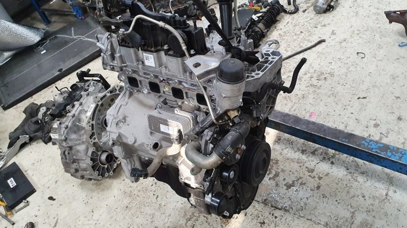 Motor 2.0d Land Rover Discovery Sport 204DTD euro 6 2016 2017 2018