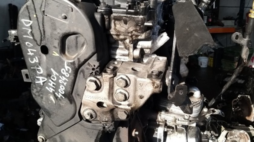 Motor 2.2 hdi psa 4h01 peugeot 407 citroen c5 c6 2004-2010 4ht 4hp 4hx