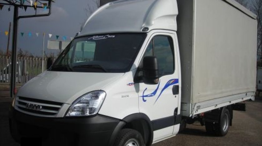 Motor 2,3 hpi iveco daily 35c12,an 2009