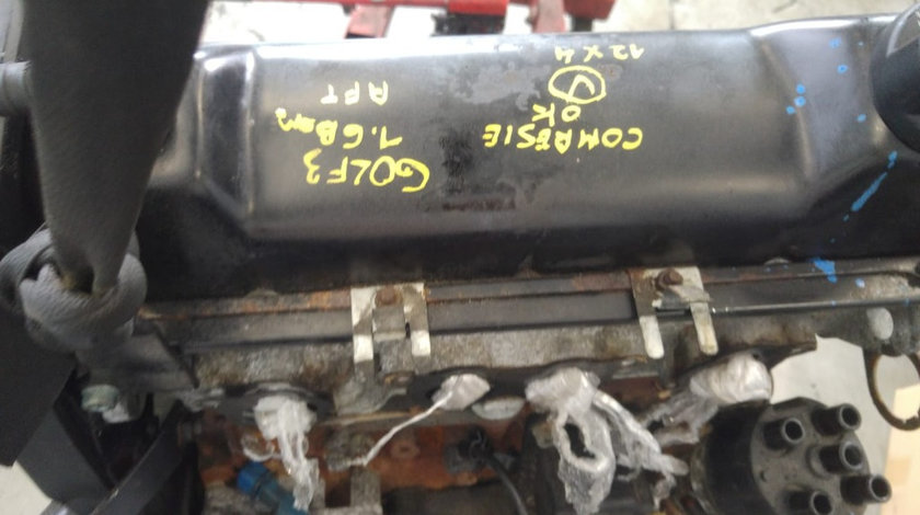 Motor aft 1.6 b vw golf 3