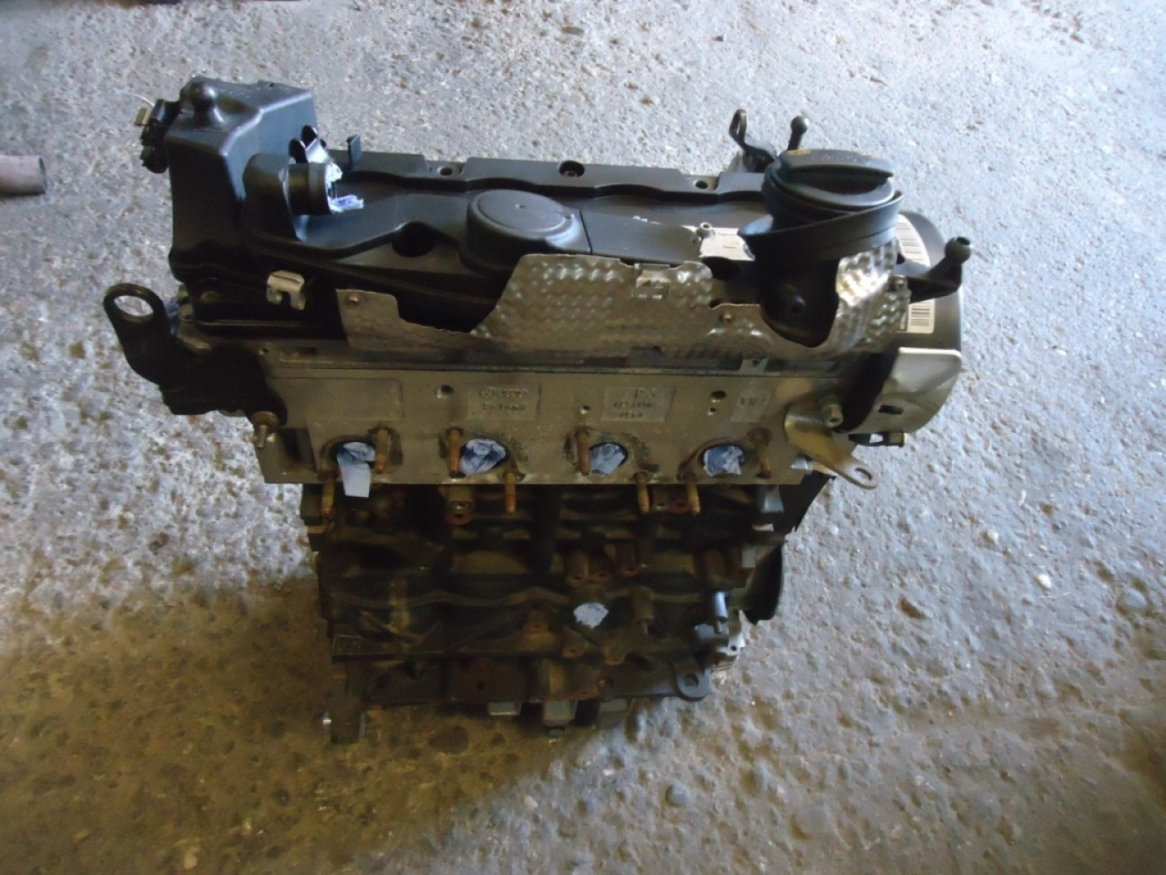 Motor audi a3 8p 2.0 tdi cbbb 170 cai