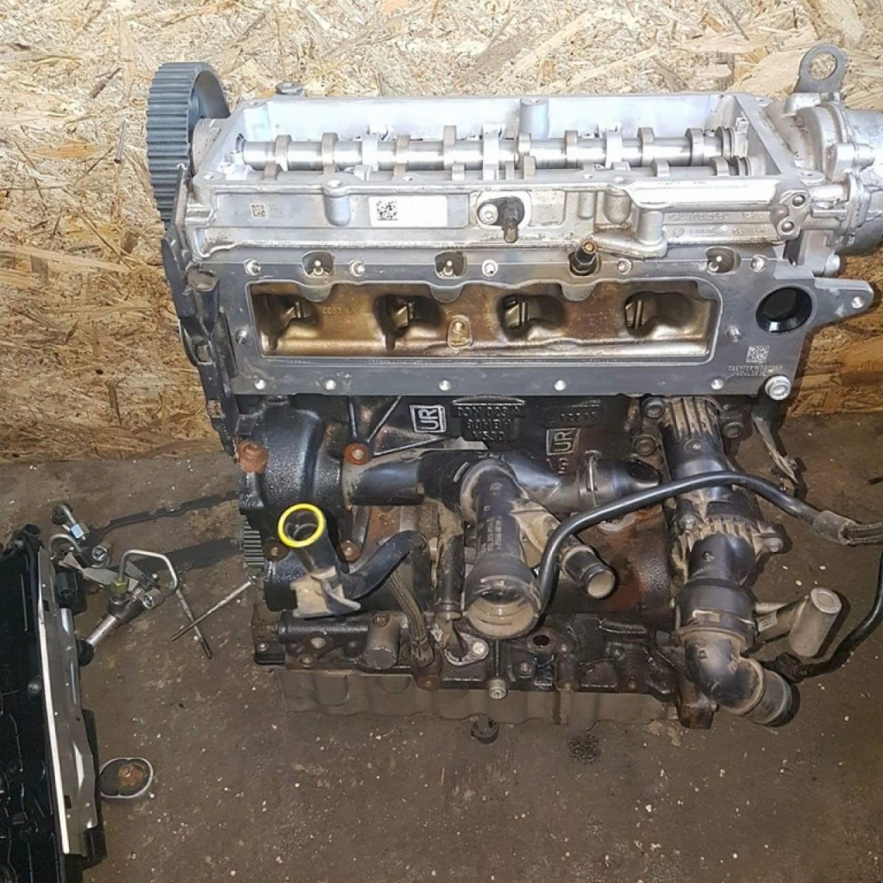 Motor audi a3 8v 2.0 tdi crlb euro 6 150 cai 3000 km