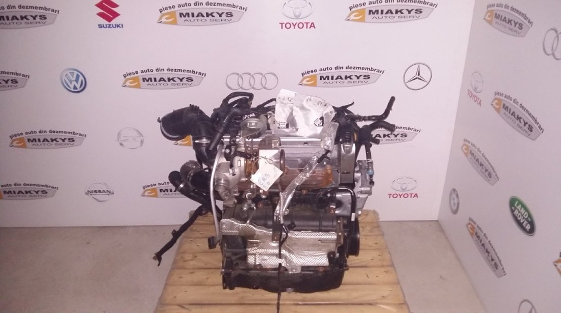 Motor Audi A3 tip-CRB