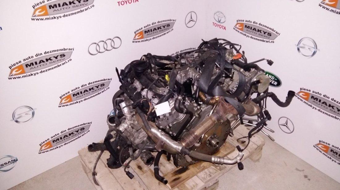 Motor Audi A4 B8 tip-CCW