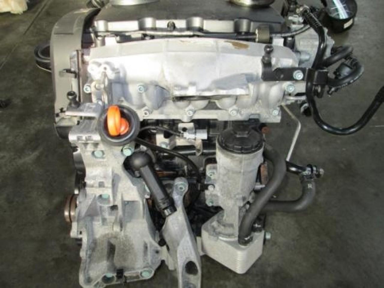 Motor audi a6 4f 2.0 tdi blb 16v 140 de cai 2 axe cu came