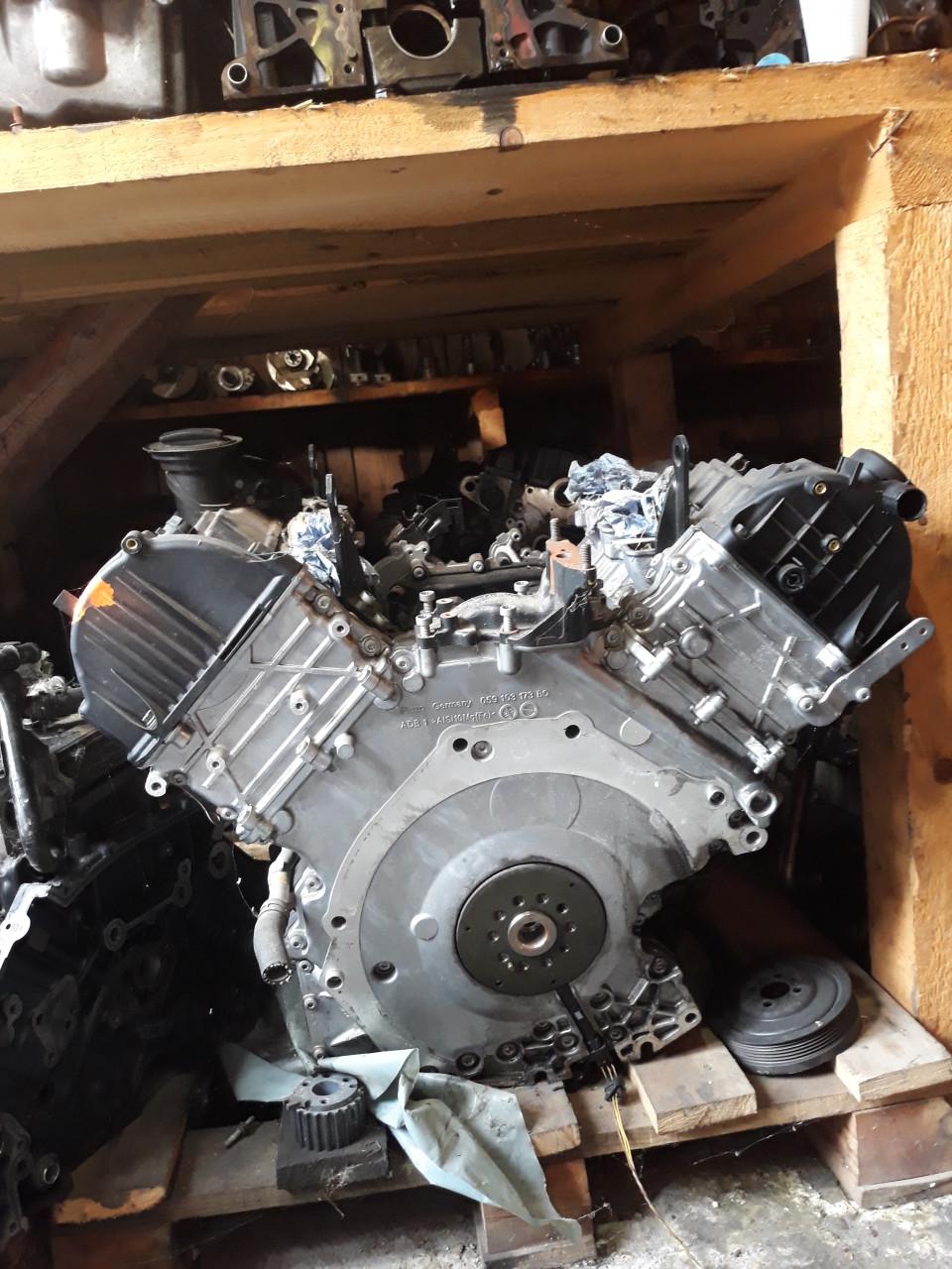 Motor Audi A6 4G/ A7 4G8  3.0 TDI cod: CDU V6 180 KW 245 HP 2012-2018