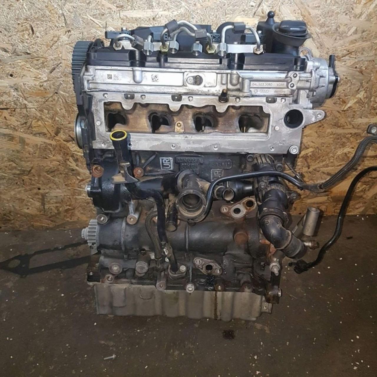 Motor audi q3 2.0 tdi cuvb 136 cai euro 6 3000 km