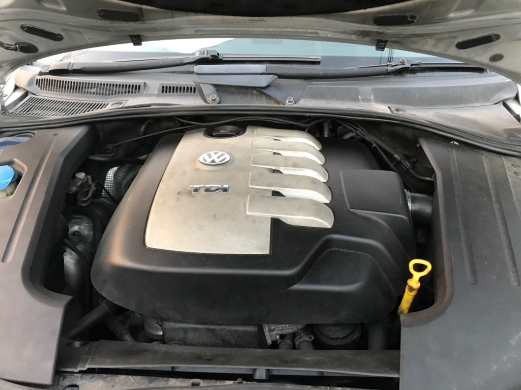 Motor BAC 2.5 Vw Touareg