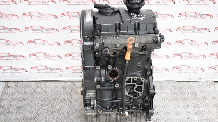 Motor BAY VW Polo 9N 1.4 TDI 506
