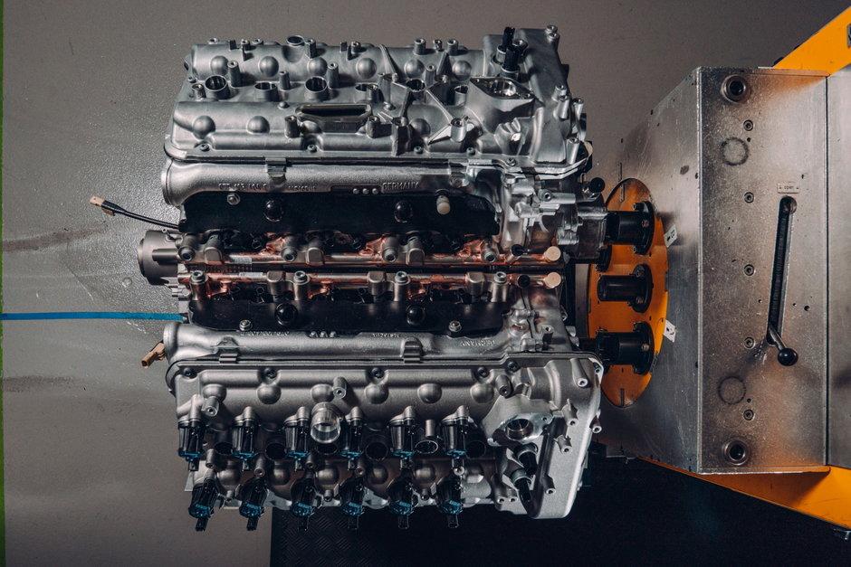 Motor Bentley Bacalar