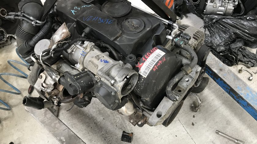 Motor BLS Vw Touran 1.9 TDI 2006 2007 2008 2009