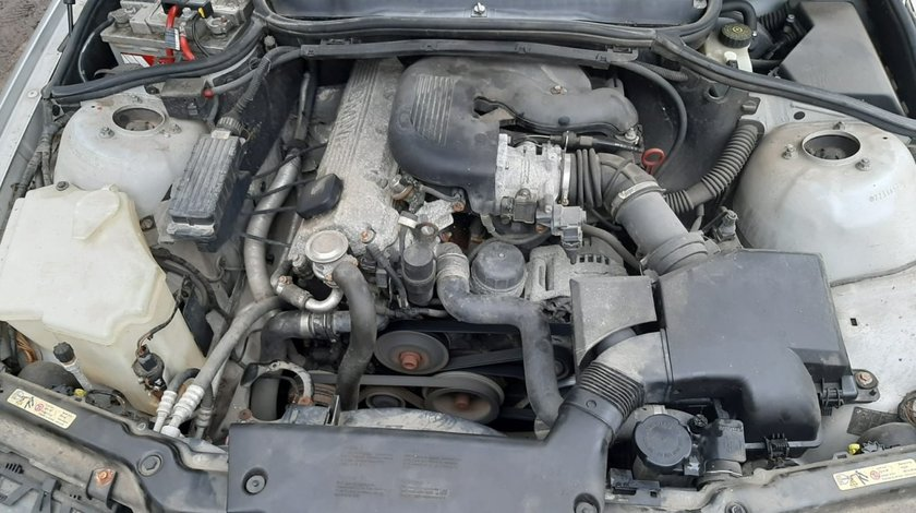 Motor BMW E46 318i 1.9i M43 (1895cc-87kw-118hp)