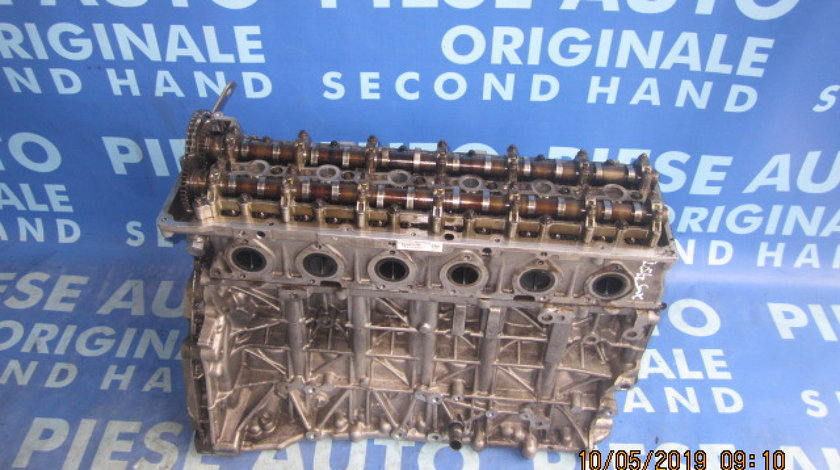 Motor BMW F01 740d 4.0d N57D30B (defect la o biela)
