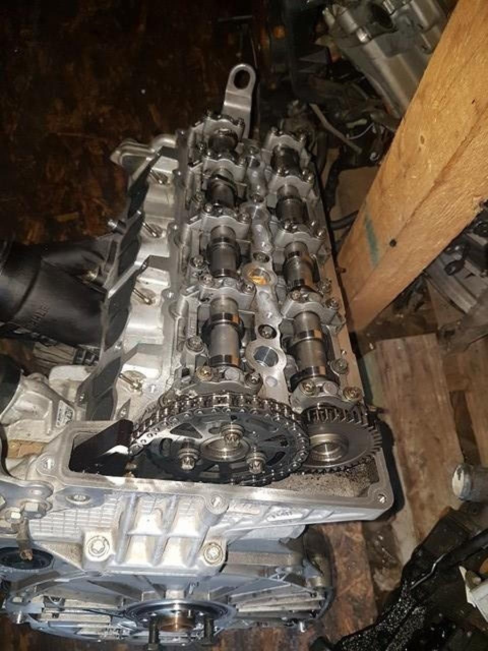 Motor bmw f20 f21 116d tip n47d16a 116 cai 2012-2016