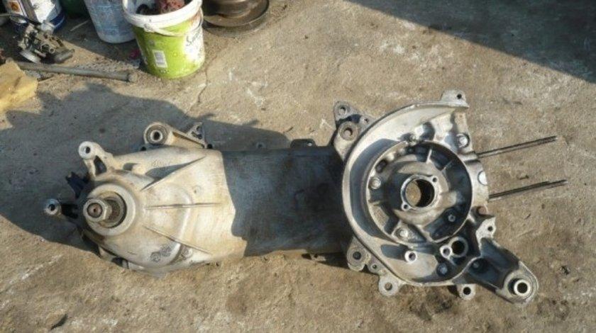 Motor cartere Aprilia Sr 50 Injectie Piaggio Nrg Mc3 Mc4,Pow