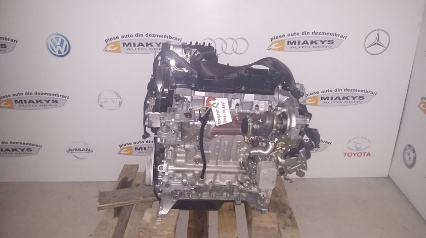 Motor Citroen C3 tip-BH02-10JBHA 2011-2015