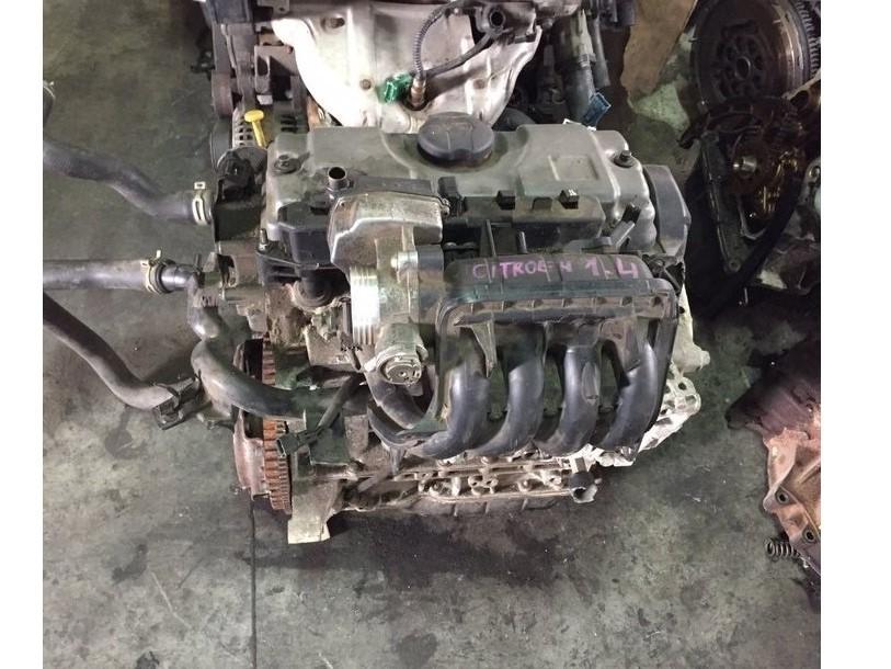 Motor citroen c3 tip motor KFV 1.4 benzina 2006