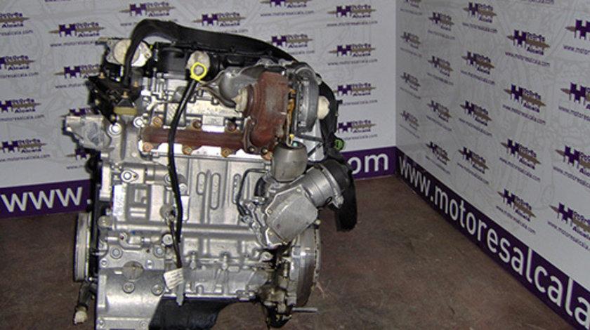 Motor citroen c4 1.6 hdi cod 9HY 128000 KM