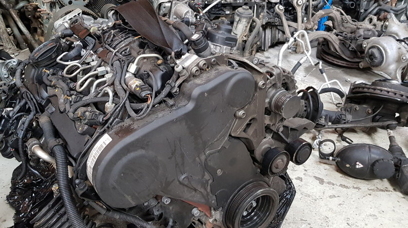 Motor CJC AUDI A4 B8 Facelift 2.0 TDI 2012 2013 2014