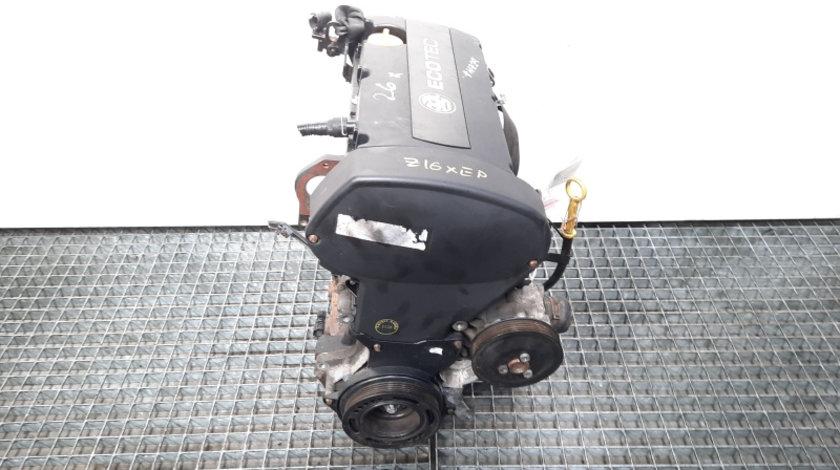 Motor, cod Z16XEP, Opel Vectra C GTS, 1.6 benz (idi:470453)
