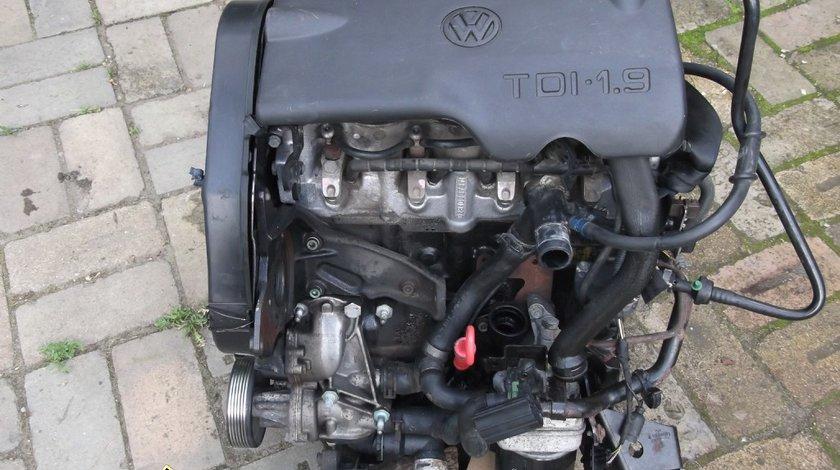 Motor  complect fara anexe  audi b4  1.9 tdi 90 cp  66 kw   cod  1Z