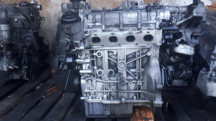 Motor complect fara anexe polo 9N 1.4 FSI 86 cp 63 kw AXU