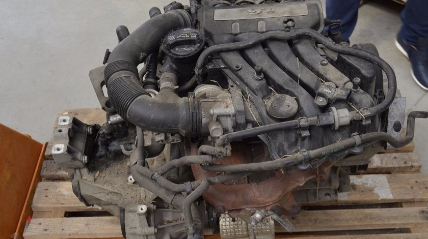 Motor complet 1.6 Benzina Seat Leon 1P1 2005-2012 105 CP, motor BSE Kft Auto