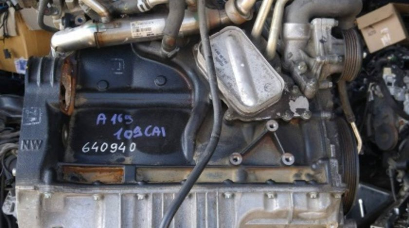 Motor complet 2.0 cdi 640 940 640940 a-class w169 b-class w245