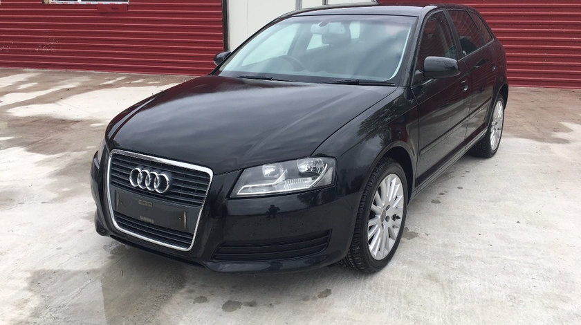 Motor complet Audi A3 8P 1.9 TDI cod motor BXE