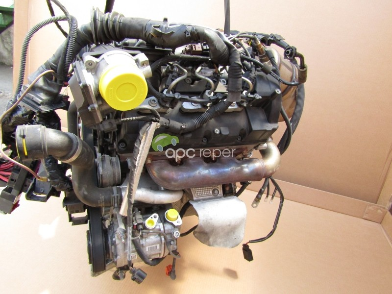Motor complet CDUC 3.0TDI - Audi A6 C7 4G / A7 4G - 245CP, 180KW