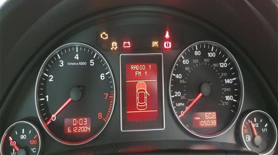 Motor complet fara anexe Audi A4 B7 2005 Sedan 2.0 TFSi