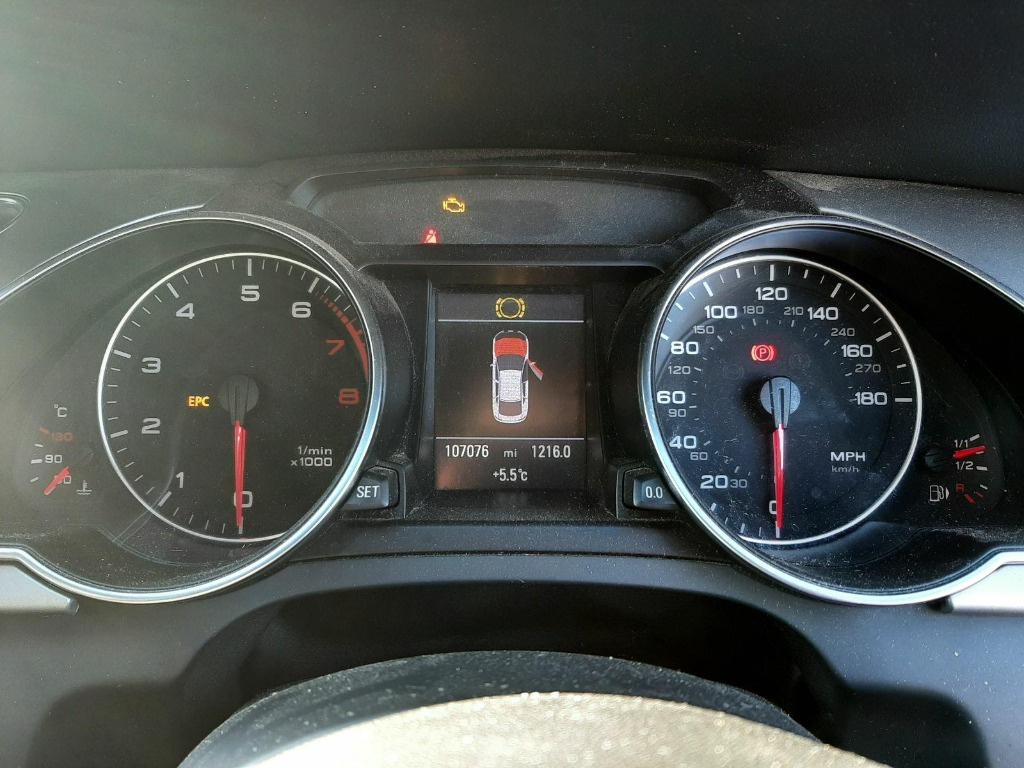 Motor complet fara anexe Audi A5 2010 SPORTBACK 2.0 TFSI