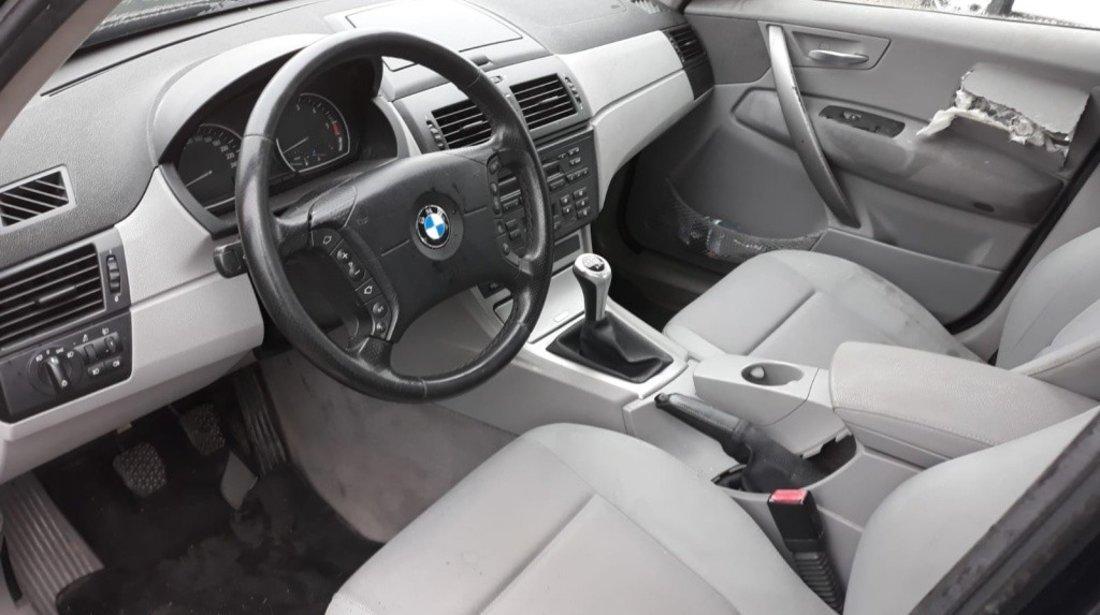 Motor complet fara anexe BMW X3 E83 2005 SUV 2.0 D 150cp M47