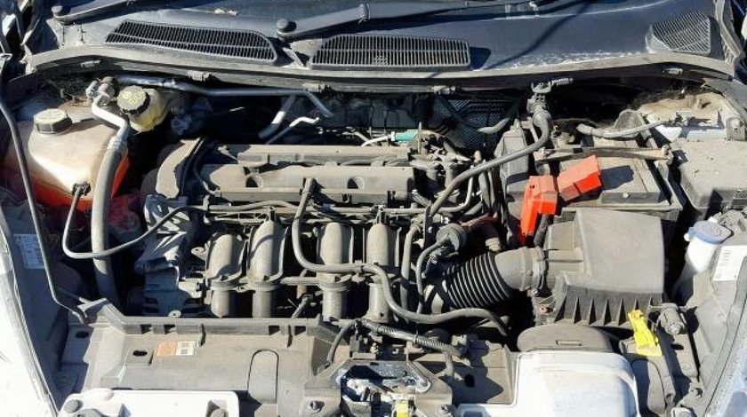Motor complet fara anexe Ford Fiesta Mk6 2010 Coupe 1.25