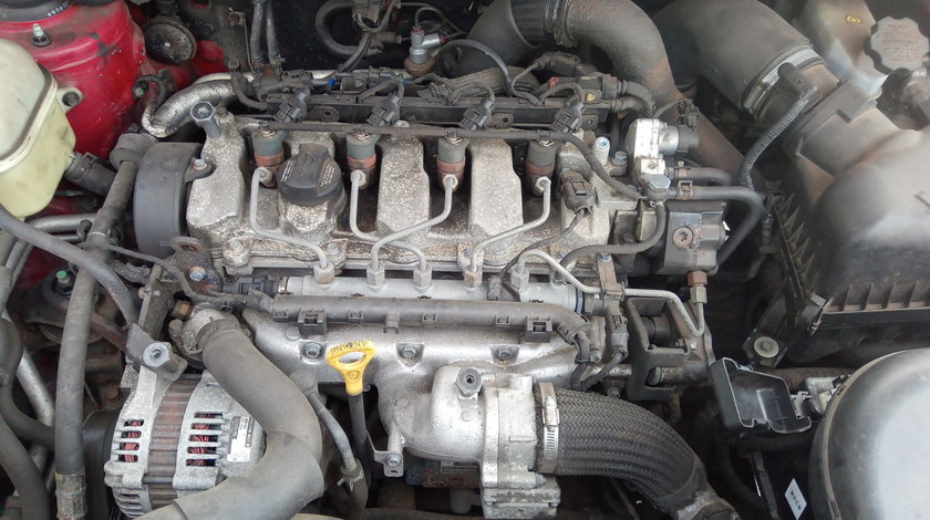 Motor complet fara anexe Hyundai Tucson 2006-2009