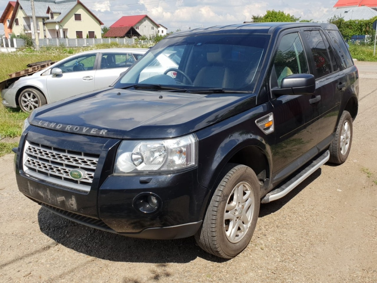 Motor complet fara anexe Land Rover Freelander 2008 suv 2.2 D diesel