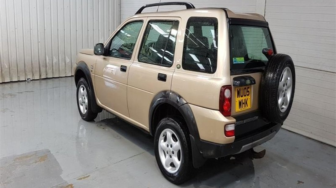 Motor complet fara anexe Land Rover Freelander 2005 SUV 2.0 D