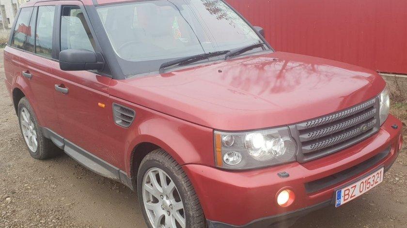 Motor complet fara anexe Land Rover Range Rover Sport 2007 4x4 2.7 tdv6 d76dt 190cp
