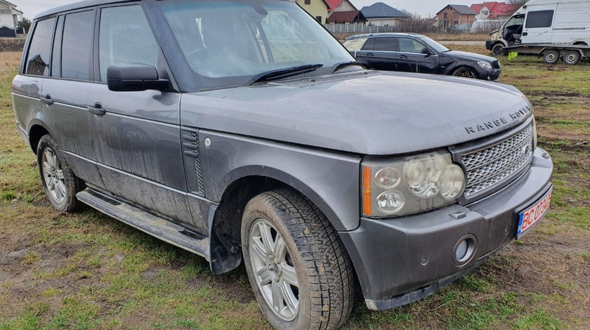 Motor complet fara anexe Land Rover Range Rover 2007 FACELIFT Vogue 3.6 TDV8 368DT