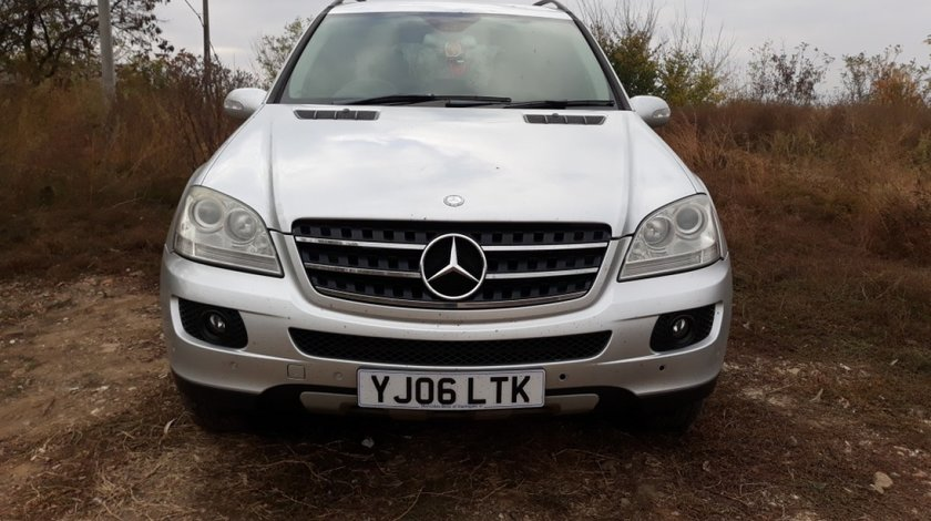 Motor complet fara anexe Mercedes M-CLASS W164 2007 SUV 3.0